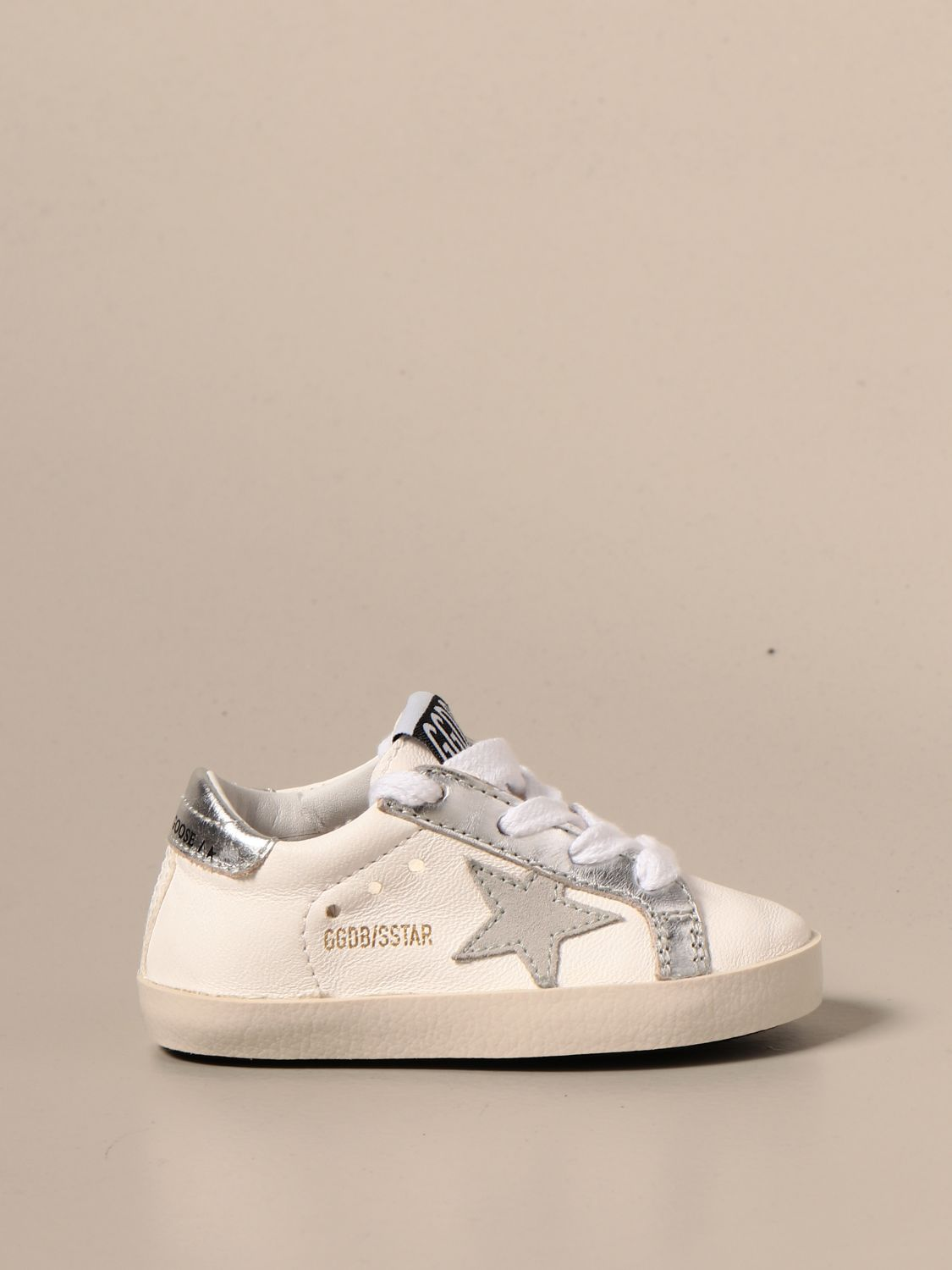 鞋履 Golden Goose: 鞋履 儿童 Golden Goose 白色 1