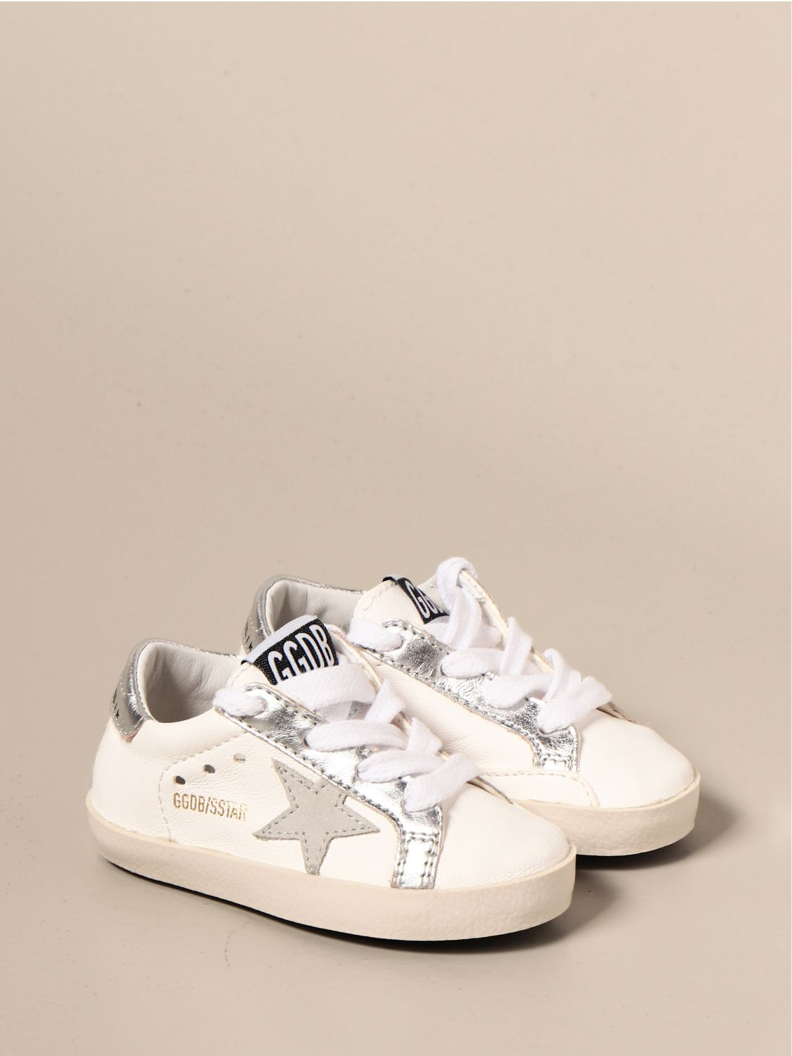 鞋履 Golden Goose: 鞋履 儿童 Golden Goose 白色 2