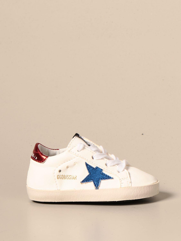 Zapatos Golden Goose: Zapatos niños Golden Goose blanco 1