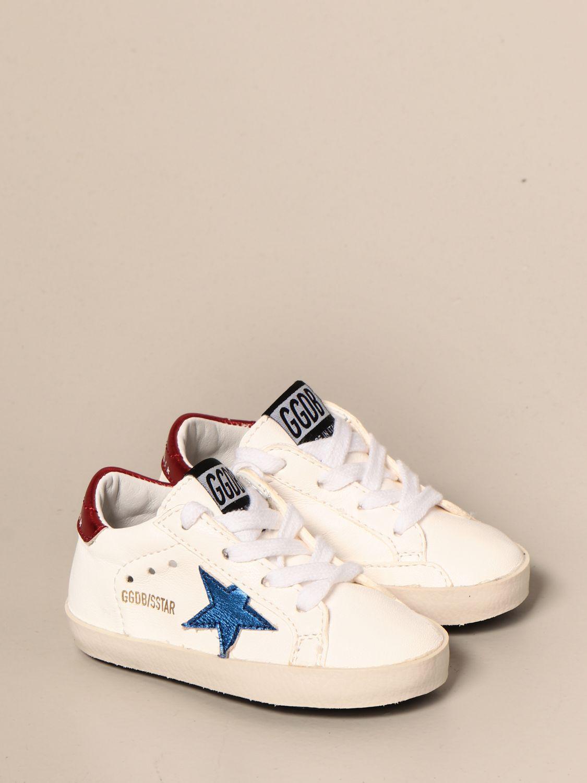 Zapatos Golden Goose: Zapatos niños Golden Goose blanco 2