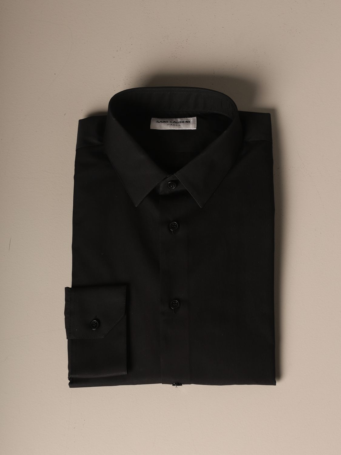 Shirt Saint Laurent: Shirt men Saint Laurent black 1