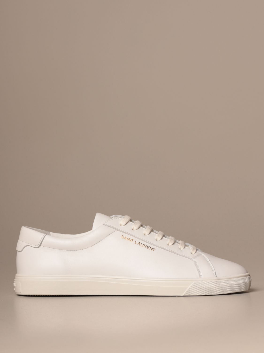 Trainers Saint Laurent: Shoes men Saint Laurent white 1