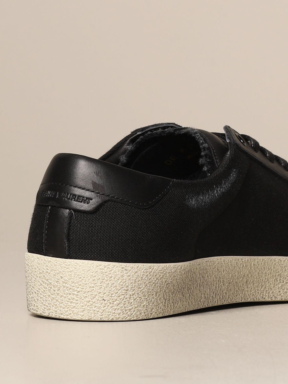 Trainers Saint Laurent: Shoes men Saint Laurent black 3
