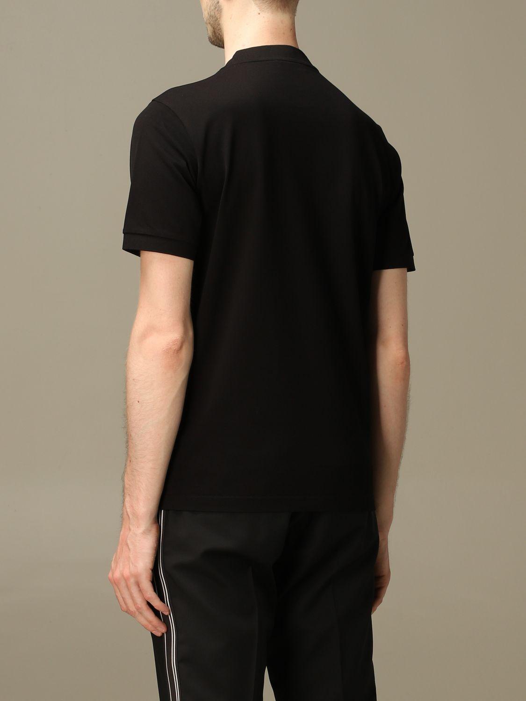 Camiseta Hombre Prada Camiseta Prada Hombre Negro Camiseta Prada Ujn452 Xgs Giglio Es