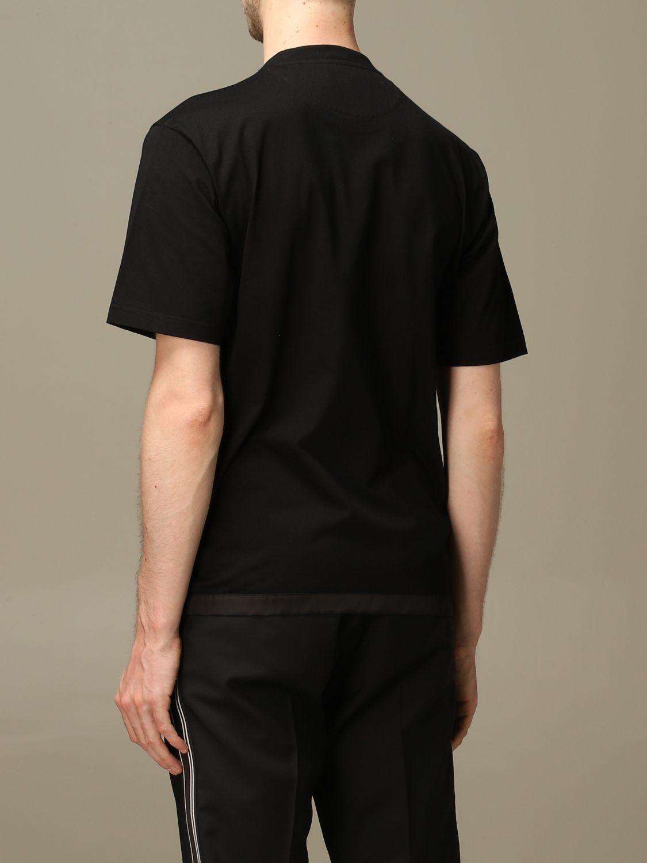 T-shirt Prada: T-shirt men Prada black 3