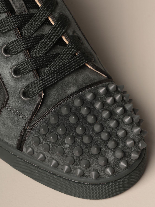 Sneakers Christian Louboutin: Schuhe herren Christian Louboutin military 4