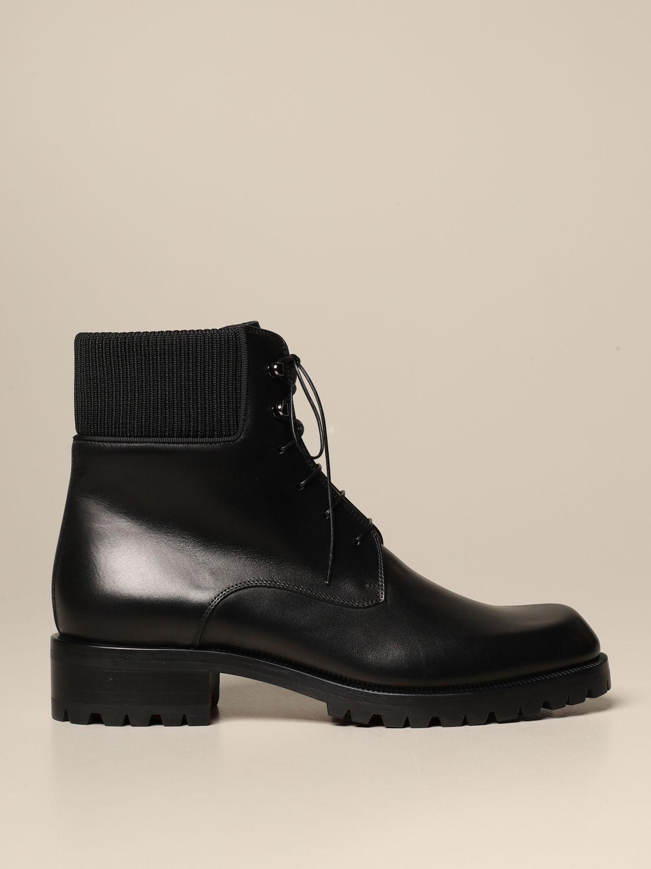 Boots Christian Louboutin: Shoes men Christian Louboutin black 1
