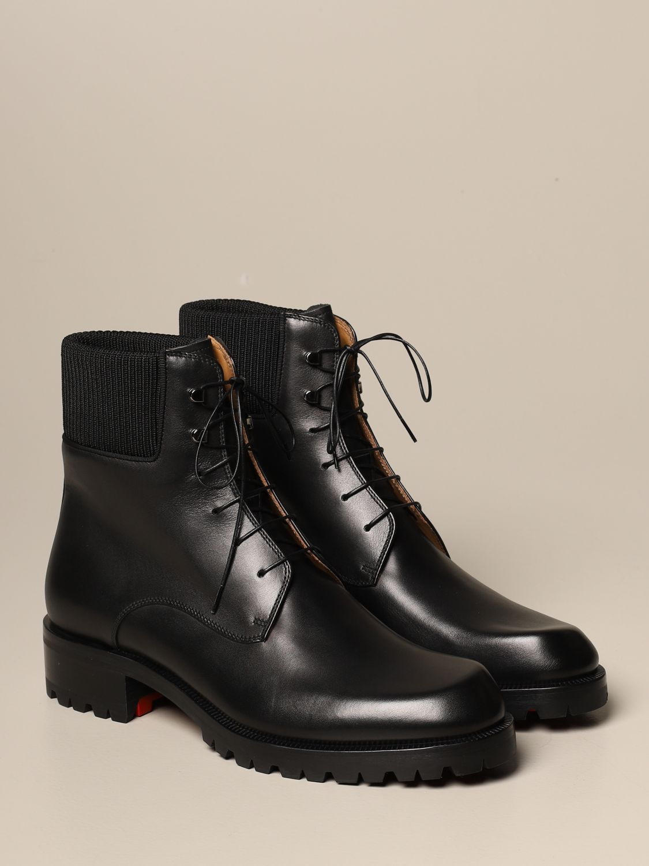 Boots Christian Louboutin: Shoes men Christian Louboutin black 2