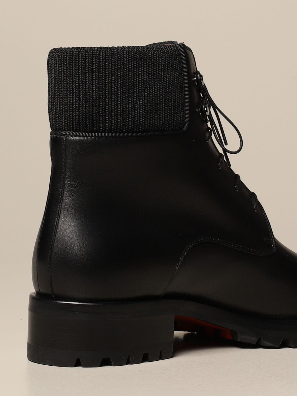 Boots Christian Louboutin: Shoes men Christian Louboutin black 3