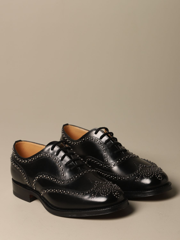 Schnürschuhe Church's: Schuhe herren Church's schwarz 2