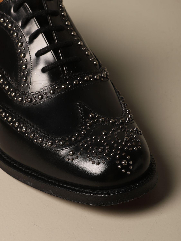 Schnürschuhe Church's: Schuhe herren Church's schwarz 4