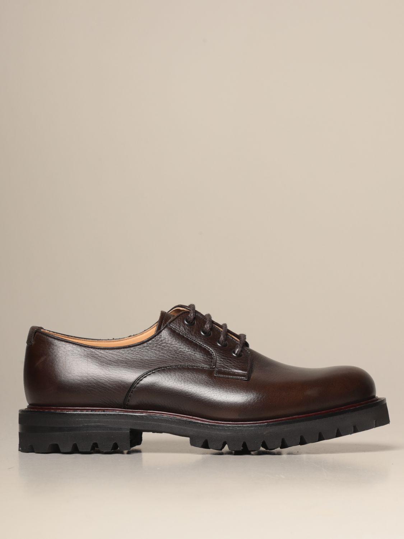 Оксфорды Church's: Обувь Мужское Church's темный 1