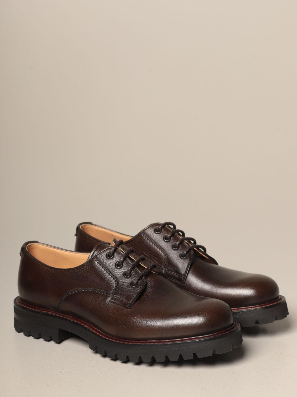 Оксфорды Church's: Обувь Мужское Church's темный 2
