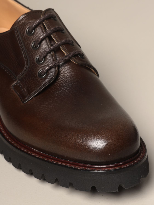 Оксфорды Church's: Обувь Мужское Church's темный 4