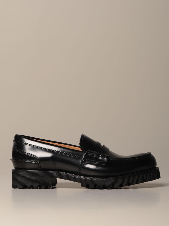 Loafers Church's: Shoes women Church's black 1