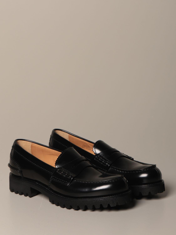 Loafers Church's: Shoes women Church's black 2