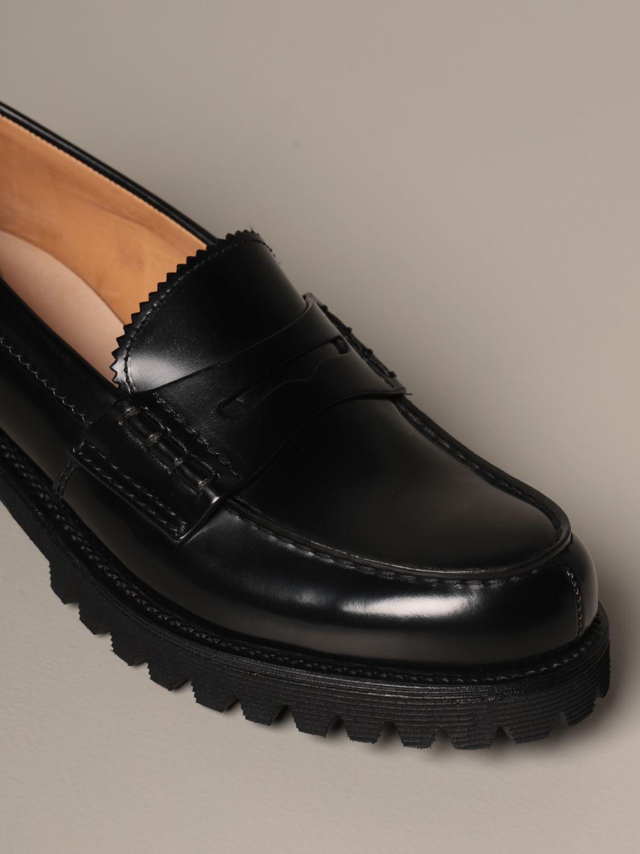 Loafers Church's: Shoes women Church's black 4