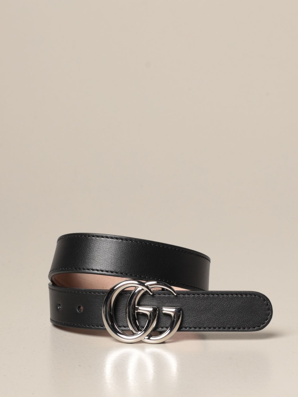 Belt Gucci: Belt kids Gucci black 1