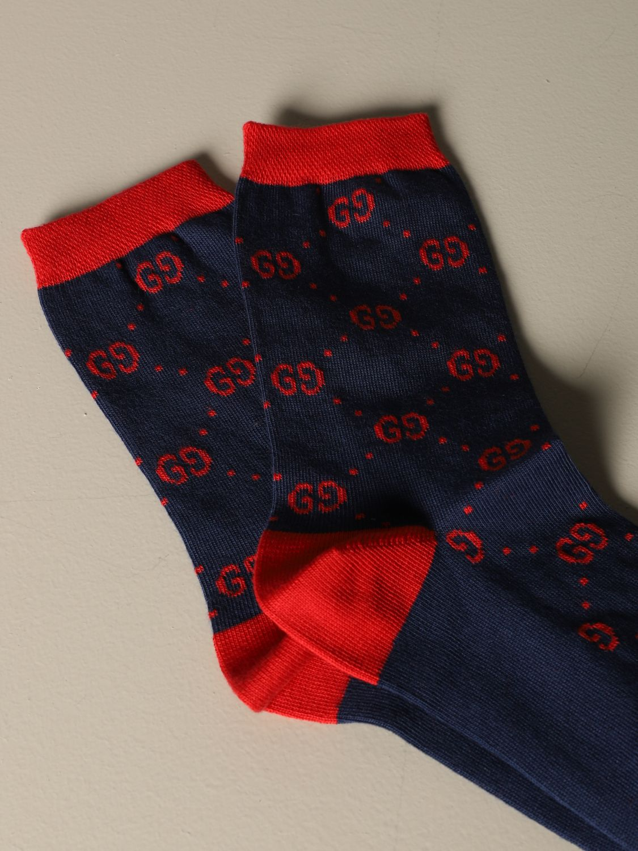 Socken Gucci: Socken kinder Gucci blau 2