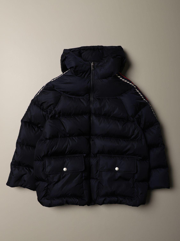 Jacket Gucci: Jacket kids Gucci blue 1