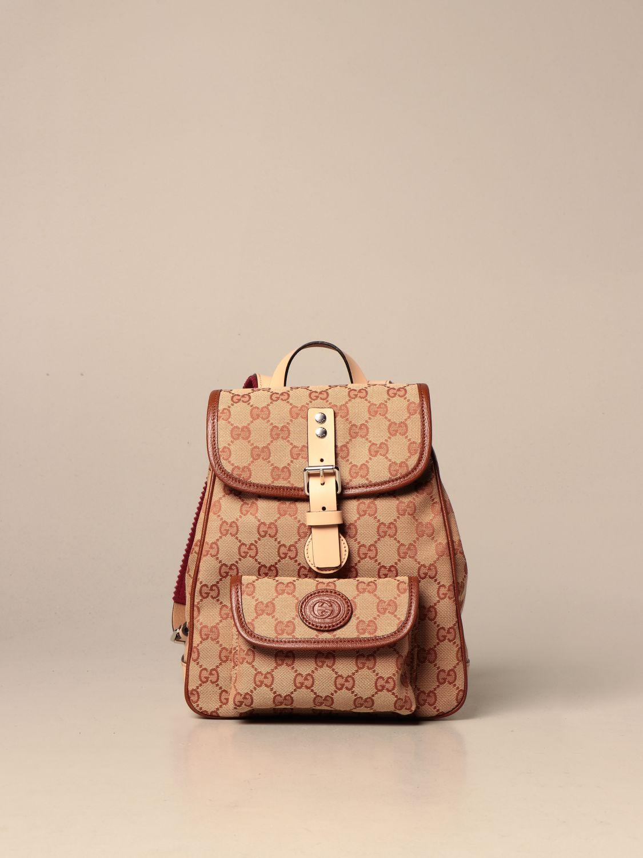 Chaqueta Gucci: Bolso niños Gucci marrón 1