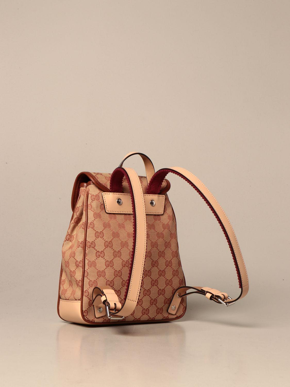 Chaqueta Gucci: Bolso niños Gucci marrón 2