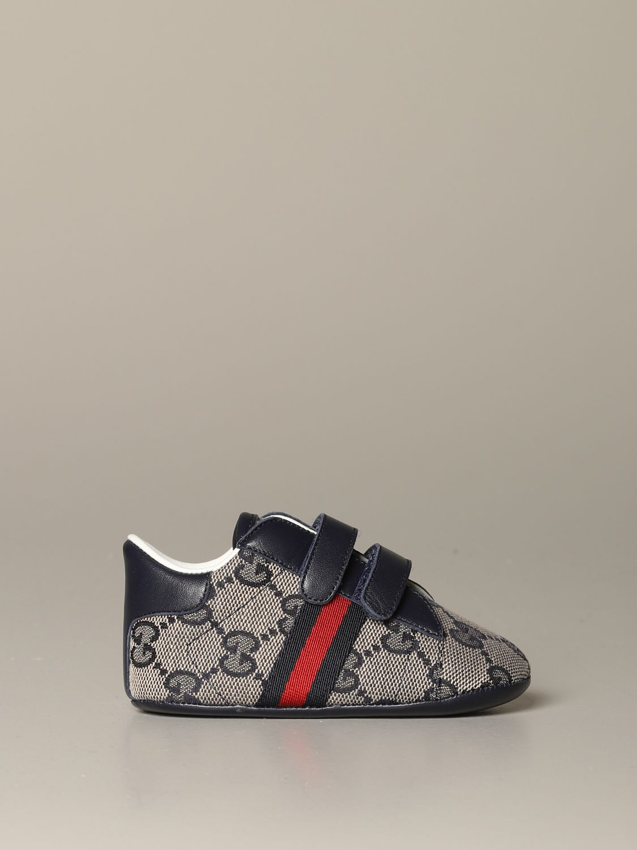 Schuhe Gucci: Schuhe kinder Gucci blau 1