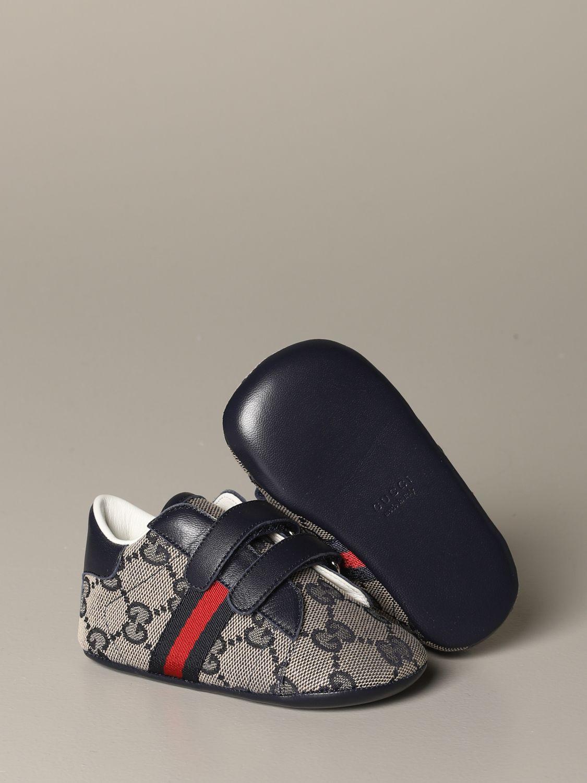 Schuhe Gucci: Schuhe kinder Gucci blau 2