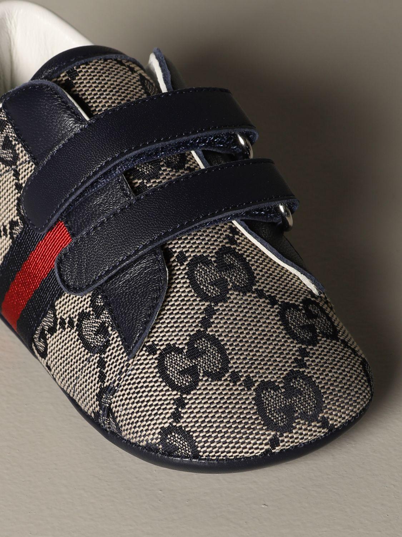 Schuhe Gucci: Schuhe kinder Gucci blau 3