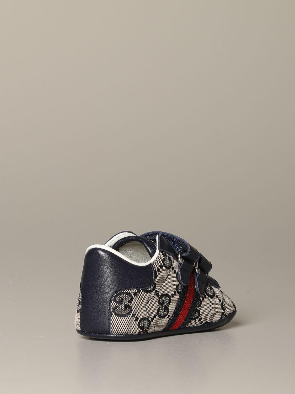 Schuhe Gucci: Schuhe kinder Gucci blau 4