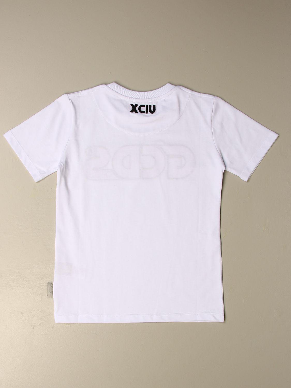 Camiseta Gcds: Camiseta niños Gcds blanco 2