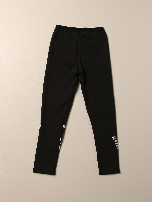 裤子 Kenzo Junior: 裤子 儿童 Kenzo Junior 黑色 2