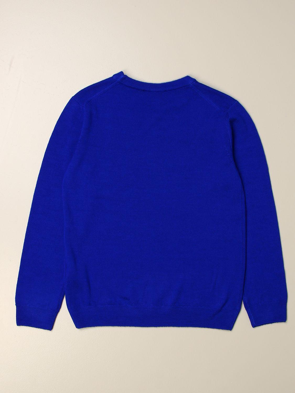 Jersey Balmain: Jersey niños Balmain royal blue 2