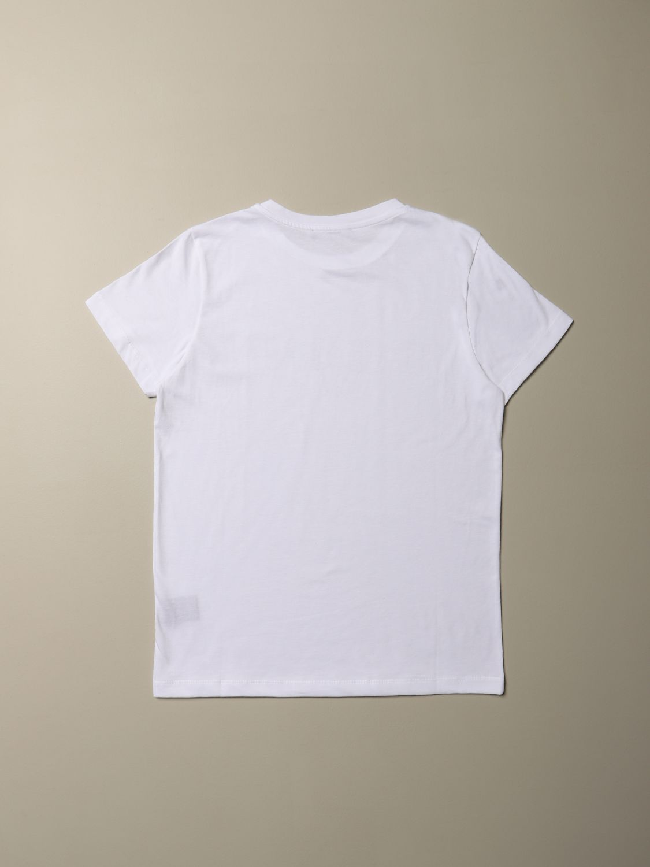 Camiseta Balmain: Camiseta niños Balmain blanco 2