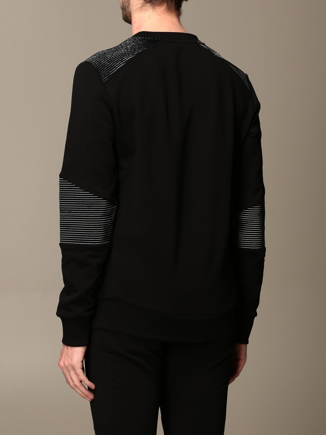 Sweatshirt Balmain: Sweatshirt men Balmain black 3