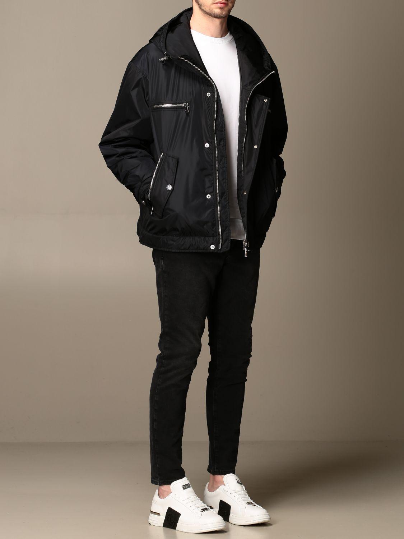 Jacket Balmain: Jacket men Balmain black 2
