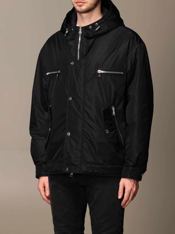 Jacket Balmain: Jacket men Balmain black 4