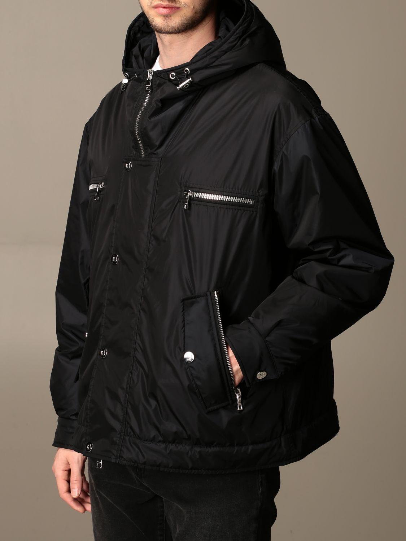Jacket Balmain: Jacket men Balmain black 5