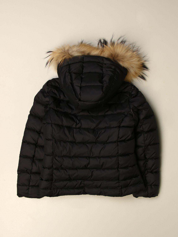 Куртка Blauer: Куртка Детское Blauer черный 2