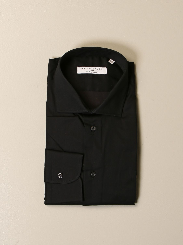 Chemise Brian Dales Chemises: Chemise homme Brian Dales Camicie noir 1