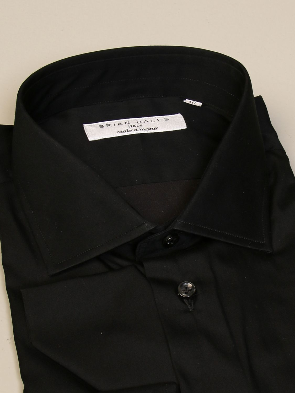 Chemise Brian Dales Chemises: Chemise homme Brian Dales Camicie noir 2