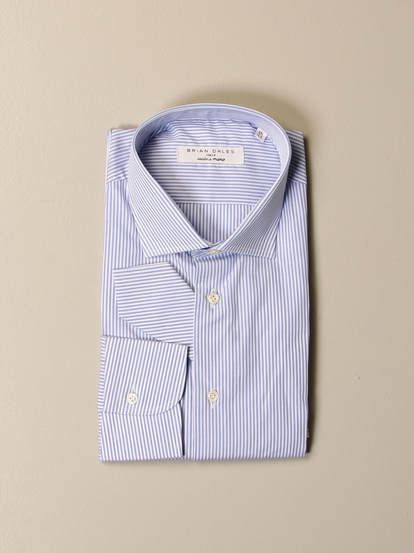 Camisa Brian Dales Camicie: Camisa hombre Brian Dales Camicie celeste 1