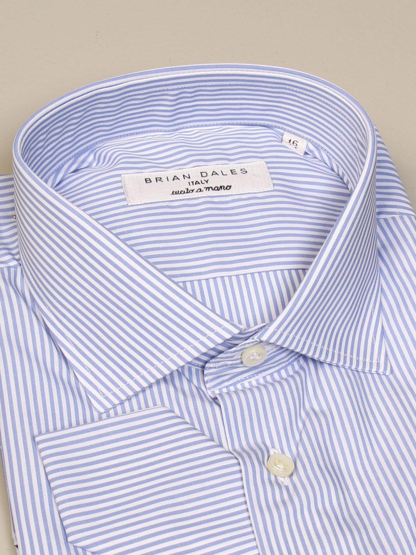 Camisa Brian Dales Camicie: Camisa hombre Brian Dales Camicie celeste 2