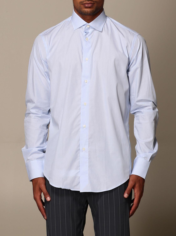 Shirt Brian Dales Camicie: Shirt men Brian Dales Camicie sky blue 1