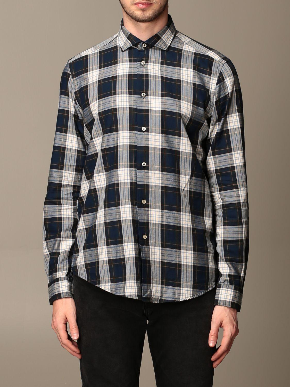 Shirt Brian Dales Camicie: Brian Dales shirt Check shirts green 1