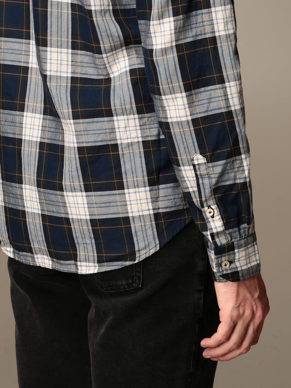 Shirt Brian Dales Camicie: Brian Dales shirt Check shirts green 3