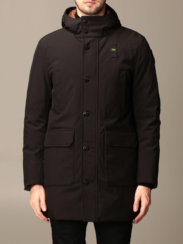 Jacke Blauer: Jacke herren Blauer schwarz 1