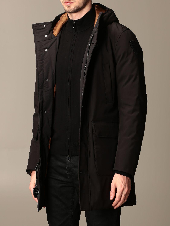 Jacke Blauer: Jacke herren Blauer schwarz 3