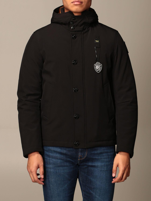 Jacket Blauer: Jacket men Blauer black 1