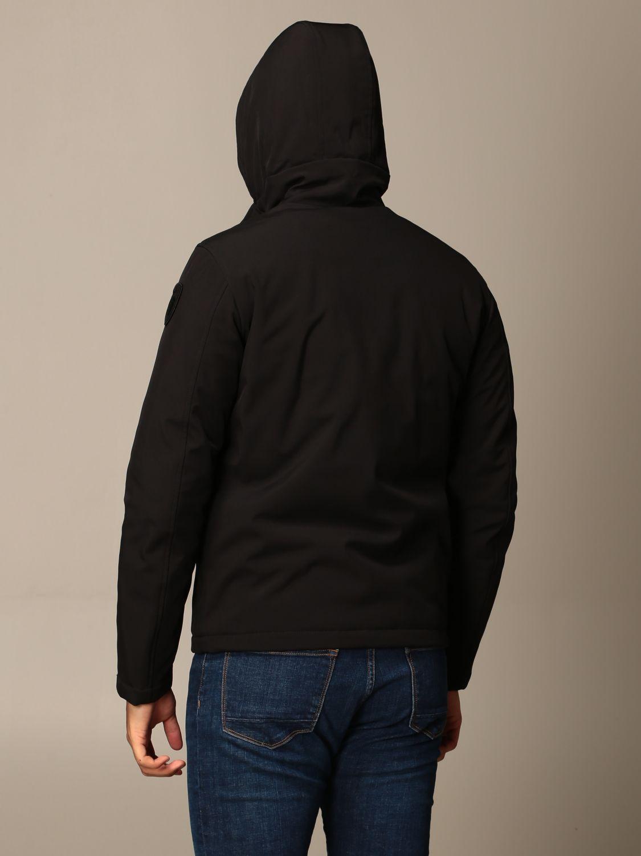 Jacket Blauer: Jacket men Blauer black 2
